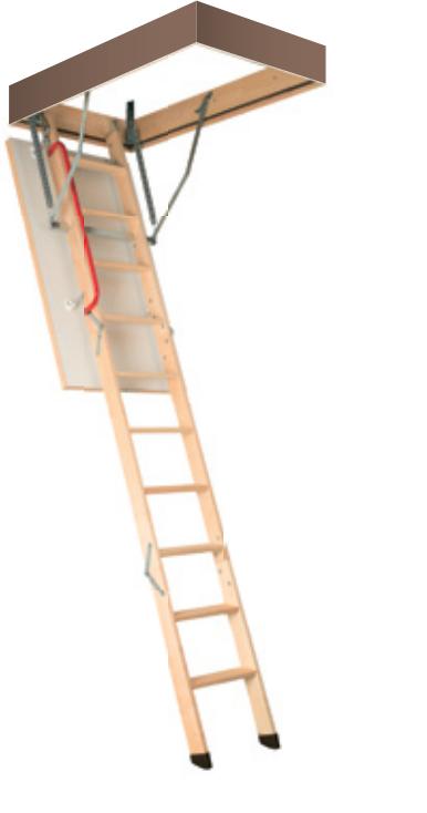 Лестницы чердачные складные LWK Plus