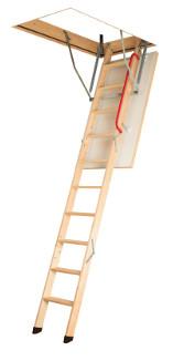 Типы чердачных лестниц