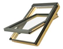 Виды мансардных окон: типы открывания, конструкции