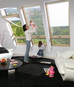 Как выбрать окно для крыши