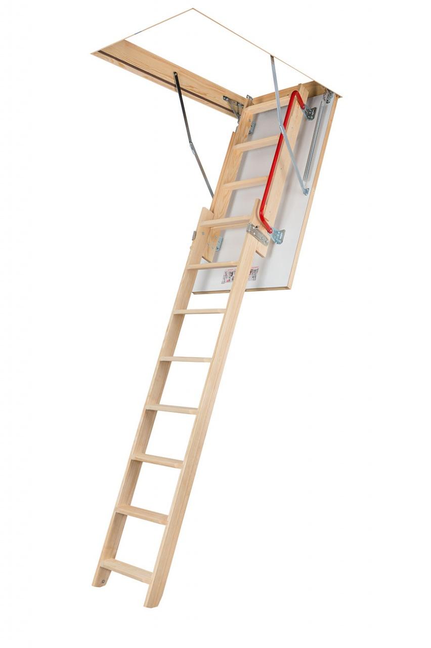 Обзор чердачных лестниц. Как выбрать?