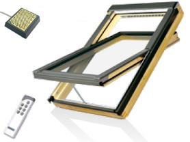 Мансардные окна FTP-V U3 Electro / Z-Wave, FTU-V U3 Electro / Z-Wave