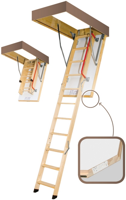 Люк для чердака с лестницей купить в липецке